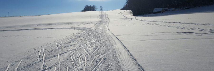 So schön ist der Winter in Rickenbach!