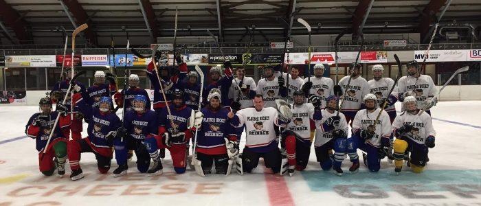 Eishockeyplausch-Match 2019